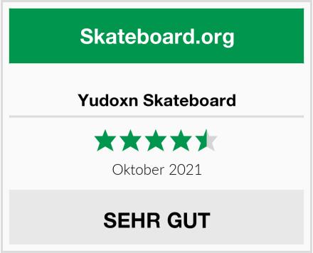 Yudoxn Skateboard Test