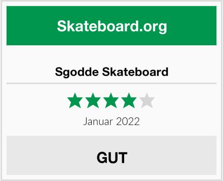 Sgodde Skateboard Test