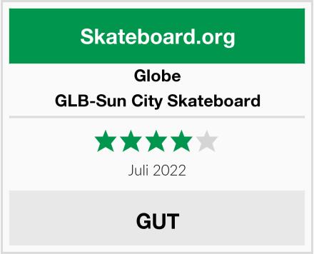 Globe GLB-Sun City Skateboard Test