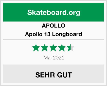 APOLLO Apollo 13 Longboard Test