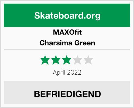 MAXOfit Charsima Green Test