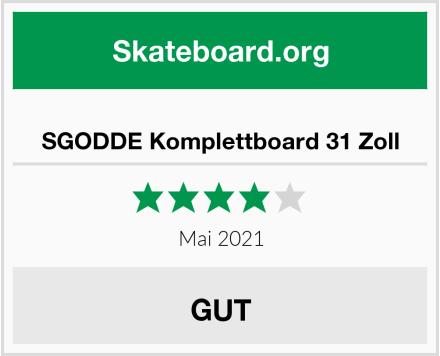 SGODDE Komplettboard 31 Zoll Test