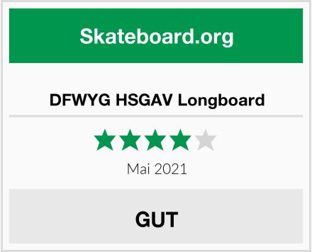 DFWYG HSGAV Longboard Test