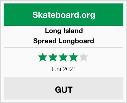 Long Island Spread Longboard Test