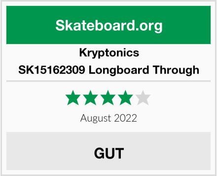 Kryptonics SK15162309 Longboard Through Test