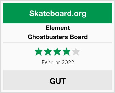 Element Ghostbusters Board Test