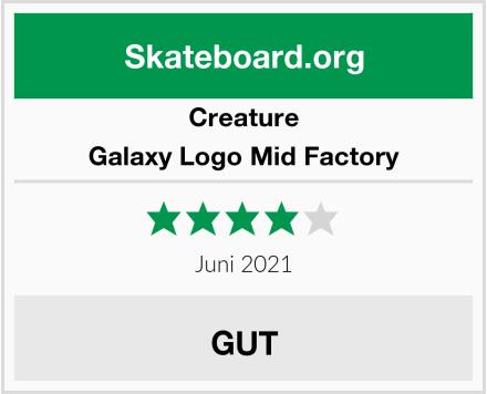 Creature Galaxy Logo Mid Factory Test