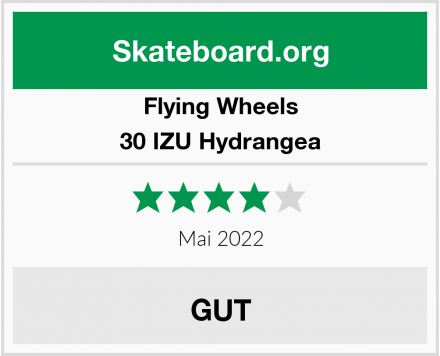 Flying Wheels 30 IZU Hydrangea Test