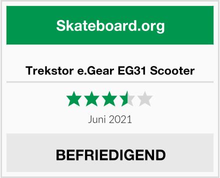Trekstor e.Gear EG31 Scooter Test
