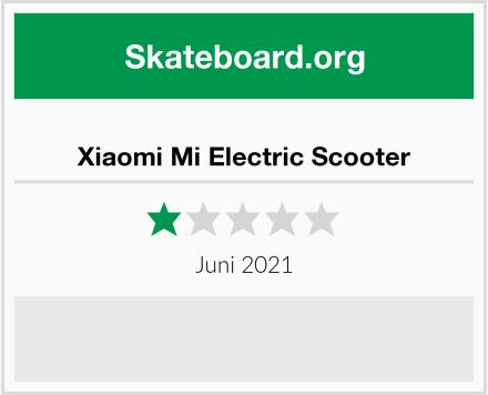 Xiaomi Mi Electric Scooter Test