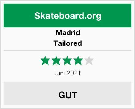 Madrid Tailored Test