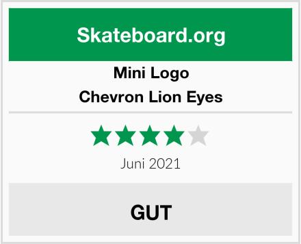 Mini Logo Chevron Lion Eyes Test