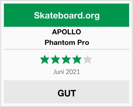 APOLLO Phantom Pro Test