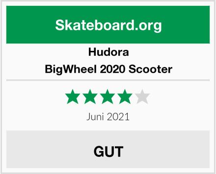 Hudora BigWheel 2020 Scooter Test