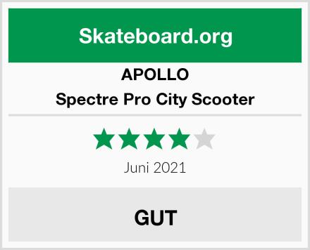 APOLLO Spectre Pro City Scooter Test