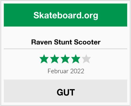 Raven Stunt Scooter Test