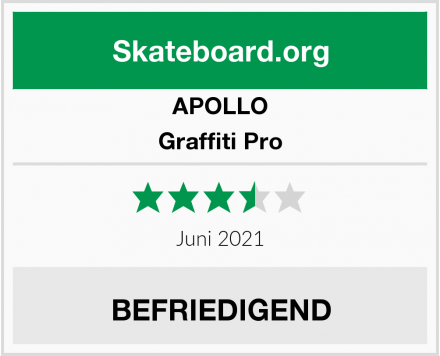 APOLLO Graffiti Pro Test
