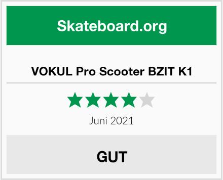 VOKUL Pro Scooter BZIT K1 Test