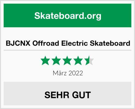 BJCNX Offroad Electric Skateboard Test