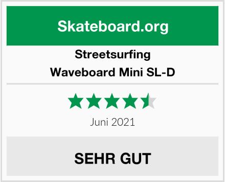 Streetsurfing Waveboard Mini SL-D Test