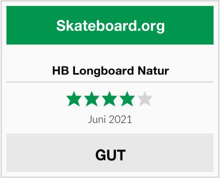 HB Longboard Natur Test