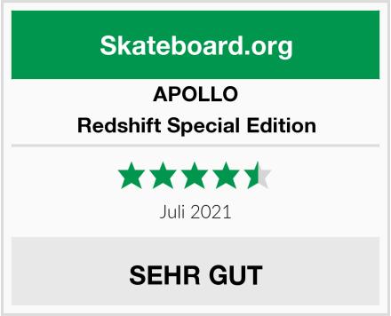 APOLLO Redshift Special Edition Test