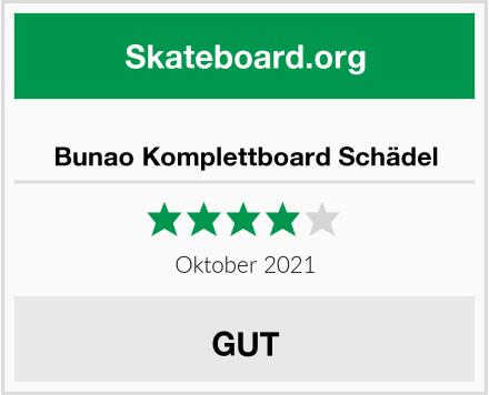 Bunao Komplettboard Schädel Test