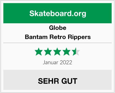Globe Bantam Retro Rippers Test