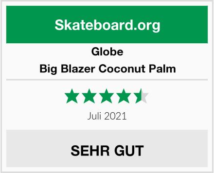Globe Big Blazer Coconut Palm Test