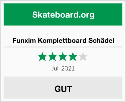 Funxim Komplettboard Schädel Test
