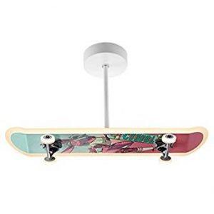 Skateboard Lampen