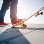 Was hilft, wenn das Skateboard quietscht?