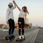 Skateboarding lernen – so geht's