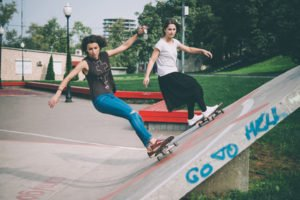 Skateboarding-Regeln - das sollten Sie beachten