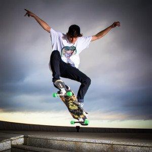 Die besten Skateboards Tricks