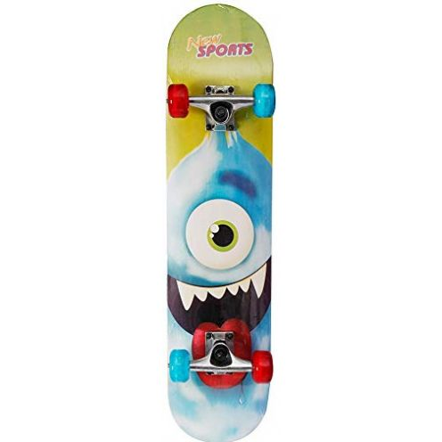 VEDES New Sports Skateboard Cyclops