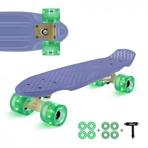 Fun Pro Mini Cruiser Skateboard