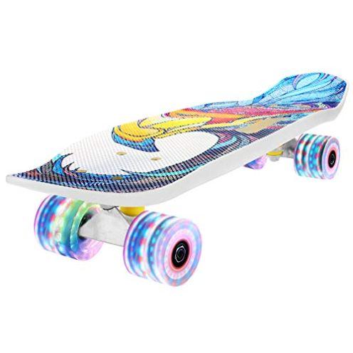 Fynllur Skateboard Cruiser