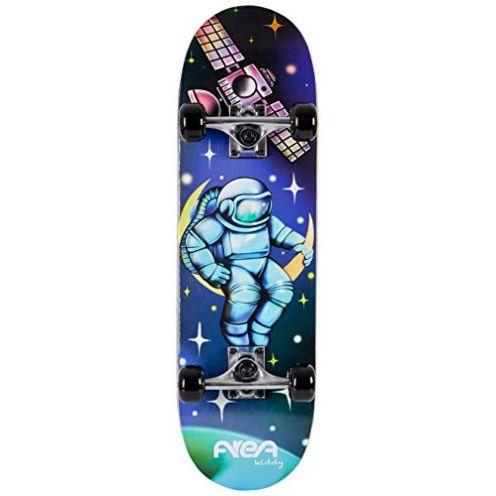AREA Skateboard für Kinder 28 Zoll