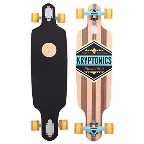 Kryptonics SK15162309 Longboard Through