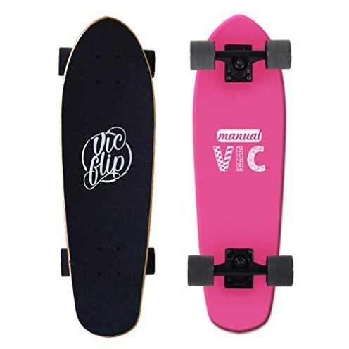 CNSTZX Old School Skateboard