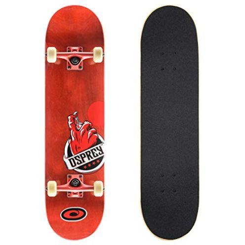 Osprey Double Kick Trick Skateboard