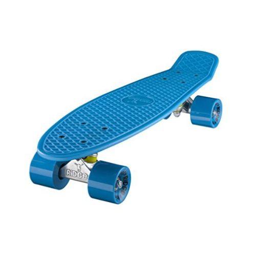 Ridge Skateboard blau