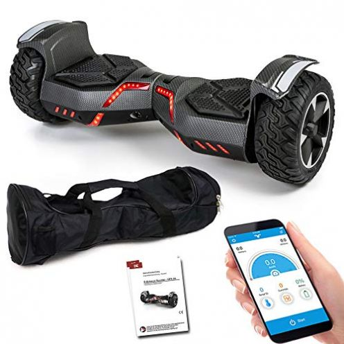 Viron SUV Hoverboard GPX-04