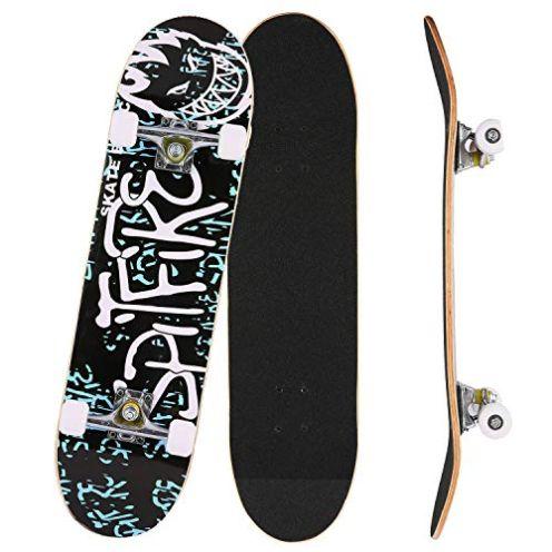 Bunao 8 Zoll Skateboard