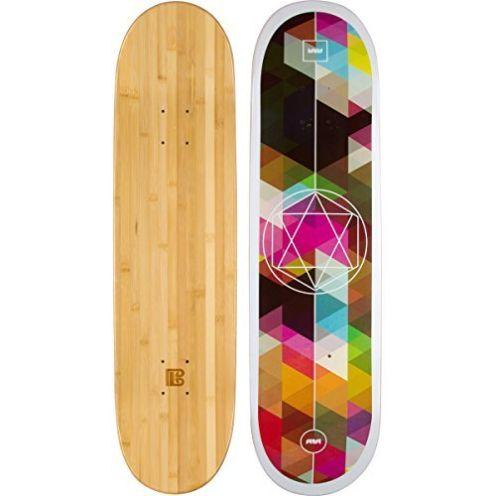 Bambus Skateboards Graphic Skateboard-Deck