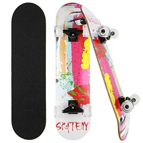 Clyctip Skateboard Auge