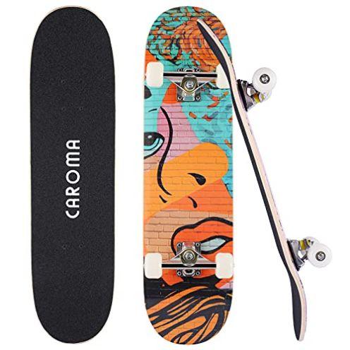 Carona Skateboard für Anfänger