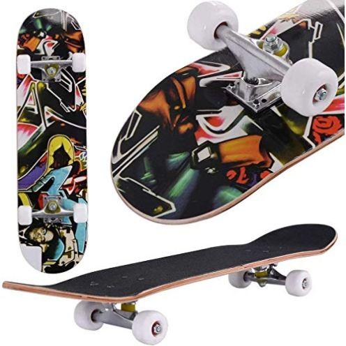 Oppikle Skateboard Geometrie