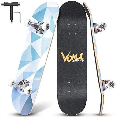 VOKUL Komplettboard Diamond- Lila